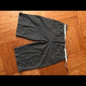 New York and company dark blue shorts